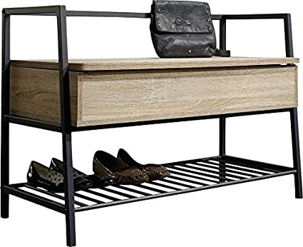 Groovy Amazon Com Storage Bench For Your Entryway With Durable Creativecarmelina Interior Chair Design Creativecarmelinacom