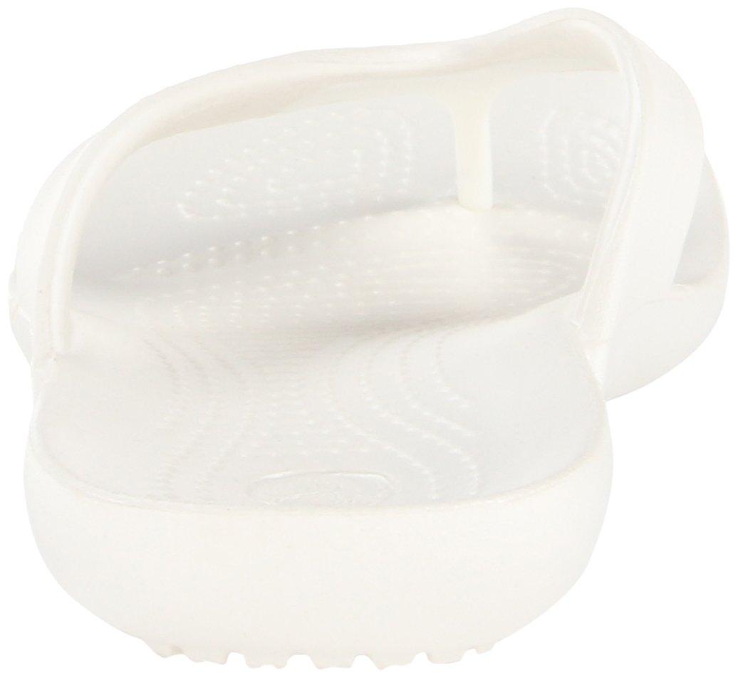 Crocs Damen Kadee (Oyster) Flip-Flop Damens Zehentrenner Weiß (Oyster) Kadee 971e53