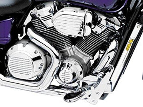 Kuryakyn 7708 Engine Cover Insert Set - Kuryakyn Engine