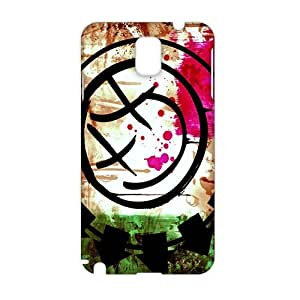 Angl 3D Case Cover Blink-182 Rockband Phone Case Samsung Galaxy S5 I9600/G9006/G9008