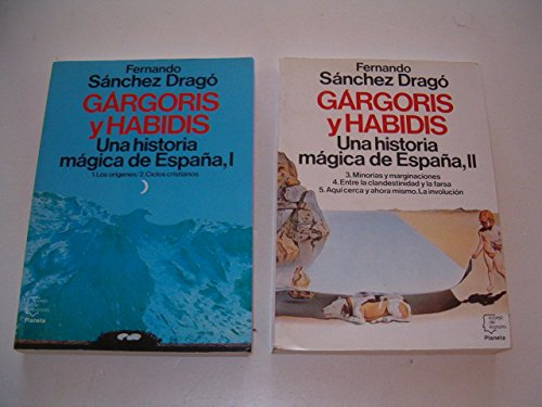 Gargoris y habidis. (Espejo de España): Amazon.es: Fernando Sánchez Dragé: Libros