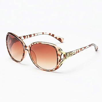 YLNJYJ Diseño De Marca Gafas De Sol Polarizadas para Mujer ...