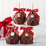 Mrs Prindables Festive Friends Caramel Apple 4-Pack