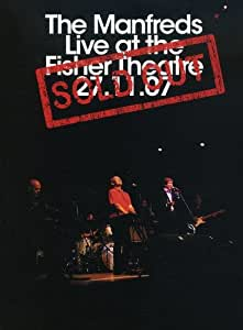 MANFREDS, THE SOLD OUT  - LIVE AT THE FI