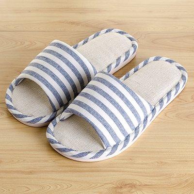 Laxba Positiva Caldo Dovessero 70 Pantofole Evidenziarsi Mens Donne Inverno codice Imbottito Scuro Uomini Pantofola Nelle Cotone Scarpe Peluche Blue40 dUwZw50q