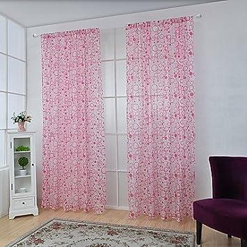 A Curtain Un Rideau De Panneau De Salle De Séjour Rideaux Voilages