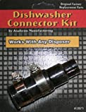 Garbage Disposal Kit Waste King Garbage Disposal Dishwasher Connector Kit - 1023