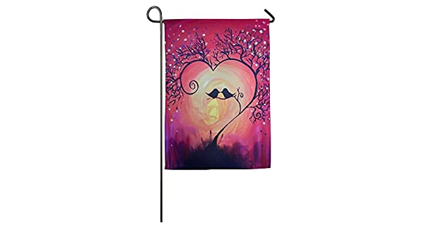 DFGTLY Personalized Garden Flag-Summer Flip-flops Yard Flag 12 X 18 Inches/18 X 27 Inches