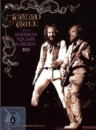 Seriously Folks This Madison Tv Viewer >> Amazon Com Jethro Tull Live At Madison Square Garden 1978 Dvd Cd
