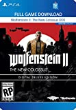 Wolfenstein II: The New Colossus Deluxe Edition - PS4 [Digital Code]