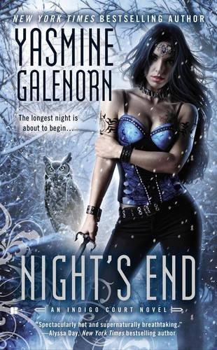 Search : Night's End (An Indigo Court Novel)