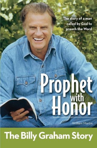 Prophet With Honor, Kids Edition: The Billy Graham Story (ZonderKidz Biography)
