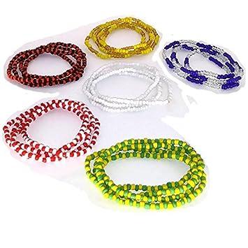 6 Collares De Santeria Eleggua Obbatala Shango Yemaya Oshun Y