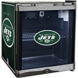 Glaros Officially Licensed NFL Beverage Center / Refrigerator - New York Jets