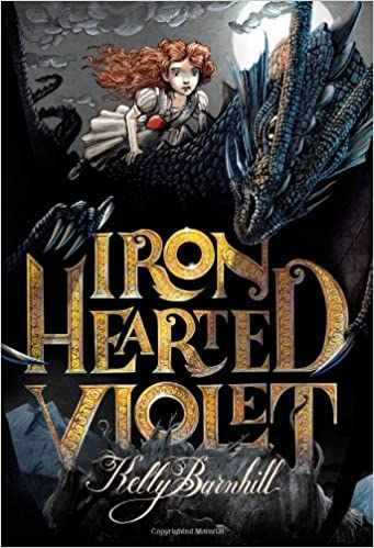iron hearted violet english edition
