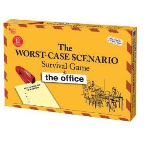 Worst Case Scenario Office Board Worst Case Scenario Game (Scenario Box)
