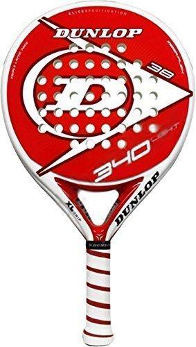 Dunlop dp-340 luz Padel Raqueta Tenis Deportes Jugadores de nivel avanzado raqueta: Amazon.es: Deportes y aire libre
