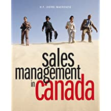 Sales Management in Canada