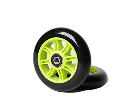 FREEDARE Ruedas de repuesto para patinete Kick Scooter (100 ...