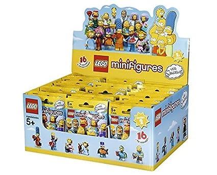 Baukästen & Konstruktionsspielzeug COMPLETE SET OF SIMPSONS SERIES 2 LEGO