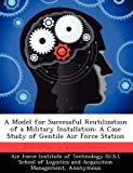 A Model for Successful Reutilization of a Military Installation, Maria L. Garcia, 1249450594