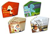 img - for Oxford Reading Tree Traditional Tales: Level 1: Class Pack of 24 by Narinda Dhami (2011-09-08) book / textbook / text book