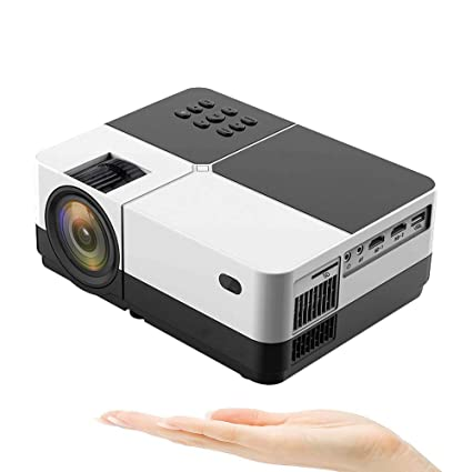 Amazon.com: Geetobby 1080p LED Video Projector Full HD Home ...