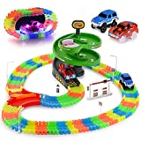Glow Race Tracks Set – Compatible with Magic