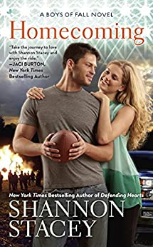 Homecoming (A Boys of Fall Novel) by [Stacey, Shannon]