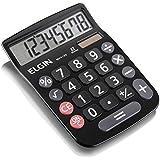 Calculadora de Mesa 8 Digitos Preta MV-4133 Elgin
