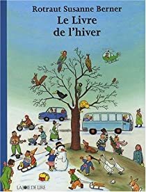 Le livre de l'hiver par Berner