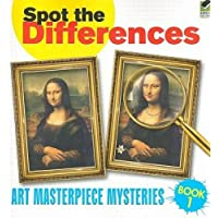 Spot the Differences: Art Masterpiece Mysteries: 01