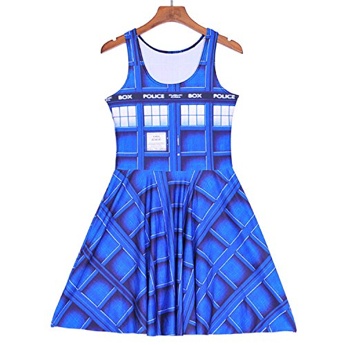 buy tardis dress - 1
