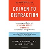Groundbreaking and comprehensive, Driven to Distraction has been a lifeline to the approximately eighteen million Americans who are thought to have ADHD. Now the bestselling book is revised and updated with current medical information for a new gener...