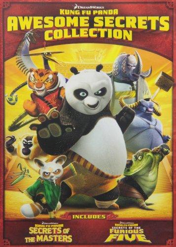 (Kung Fu Panda: Secrets Double DVD Pack (Secrets of Masters / Secrets of the Furious Five))