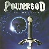 Power God (CD Album Powergod, 8 Tracks)