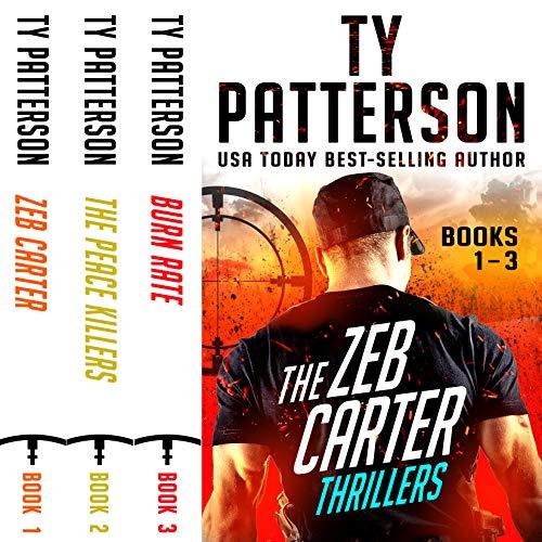 Zeb Carter Series Boxset 1 Books 1-3: A Bundle of Covert-Ops Suspense Action Novels