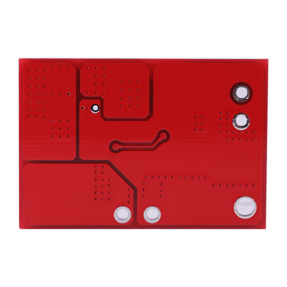DC 12V MPPT Solar Panel Controller Regulator 3 Series Lithium Li-ion 18650 Battery Charging Programmable Module for Solar Panel Battery