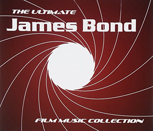 The Ultimate James Bond Collection (4CD BOX SET)