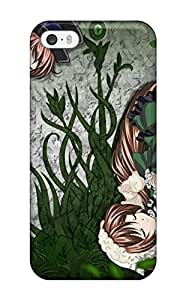 Durable Protector Case Cover With Rozen Maiden Anime Other Hot Design For Iphone 5/5s by lolosakes