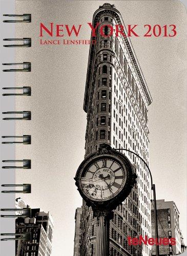 2013 Pocket Calendar - 2013 New York Deluxe Pocket Engagement Calendar