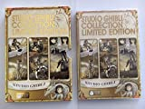 Studio Ghibli Collection 17+1 (18) Movie Miyazaki Films DVD Box Set ENGLISH (6 Discs)