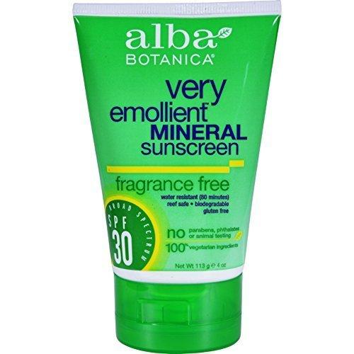 Alba Mineral Sunscreen - 9