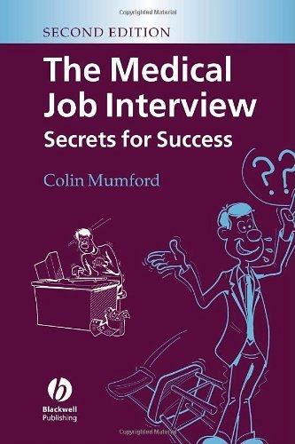 The Medical Job Interview: Secrets for Success Pdf