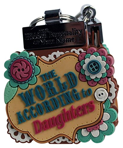 (World According to Keyring Book A Special Daughter Key Chain (1840006))