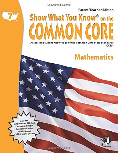 SWYK on the Common Core Math Gr 7, Parent/Teacher Edition -  Teacher's Edition, Perfect Paperback