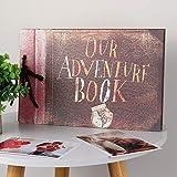 RECUTMS Our Adventure Book Scrapbook Pixar Up