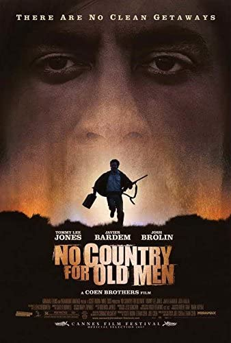 Amazon.com: No Country For Old Men Movie POSTER 27 x 40 Tommy Lee ...