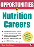 img - for Opportunities in Nutrition Careers (Opportunities in Series) book / textbook / text book