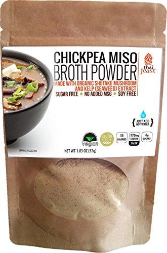 Chickpea Miso Broth Powder ()
